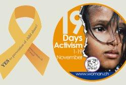 Kampania 19 dni przeciwko przemocy i krzywdzeniu dzieci i młodzieży